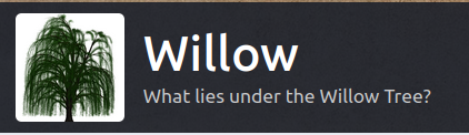 TryHackMe: Willow